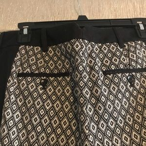Slim fit BCBG slacks